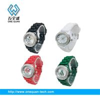 Newest!!! Christmas analogue silicone watch thumbnail image