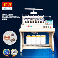 MCSH26-8 Micro watches coil winding machine