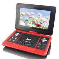 high definition rotatable dvd player, Portable DVD With Analog TV