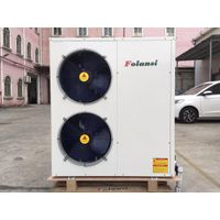 EVI low temperature air to water heat pump Air cooled water chiller