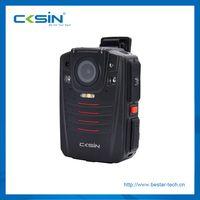 64GB Android Wifi Wireless Police Video Body Worn Camera 4G with GPS Body Camera