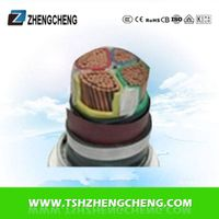 4X1.5 0.6/1KV PVC insulated power cable