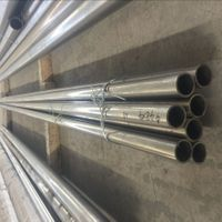 nickel pipe, nickel tube,pure nickel tube