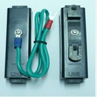 SY3161 Gige Surge Protector, Ethernet network RJ45 surge protector thunder lightning arrester