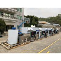 3T stainless steel air cooling flake ice machine for food processing cooling thumbnail image