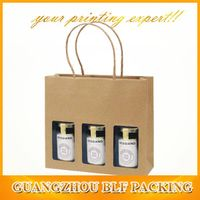 brown kraft paper bag wholesale(BLF-PB024) thumbnail image