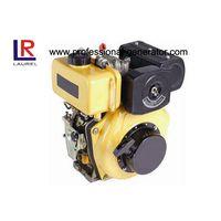Direct injection Industrial Diesel Engines , Air Cooled Diesel Engines 4 Hp Crankshaft / Camshaft thumbnail image