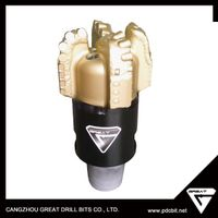 GREAT GS1904T Steel Body PDC Drill Bit