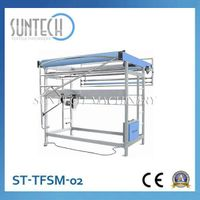 Knitting Rope Opener and Slitting Machine for raw and dry fabrics