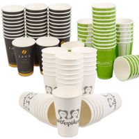 12oz Double Wall Paper Cup 300g+250g thumbnail image