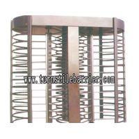 turnstile security gate traffic barrier boom door parking system waist height turnstile swing gate f thumbnail image