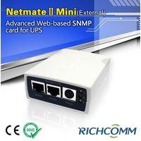 UPS SNMP Card: Netmate 2 mini (external)