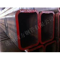 big diameter rectangular steel pipe