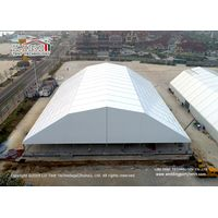 80M Polygon Tent Aluminum Structure Marque with Multi-function