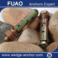 sleeve anchor anti skid shark fin anchor fro South Aisa