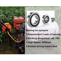 Deep groove ball Bearings for sprayers 6205 2RS C0 P5 HG03(-40~180 thumbnail image