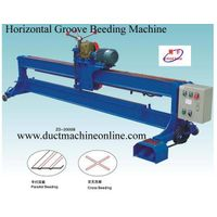Horizontal Groove Bending Machine(My email:candice087@yahoo.com.cn)