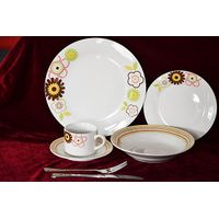 16pcs porcelain dinnerware with decal printing thumbnail image