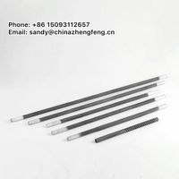 silicon carbide heating lelments