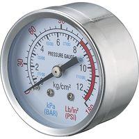 Vibration-proof pressure gauge