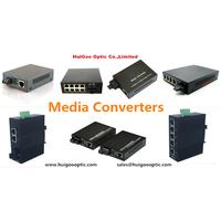 SFP Media converter 10/100/1000M