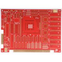 Gold Finger HDI Board (14 layer)