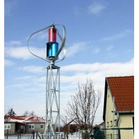 1000w no noise maglev wind turbine generator