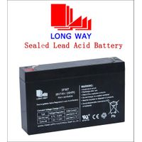 3FM7 Rechargeable Maintenance-Free Lead Acid Battery for UPS Back-up Battery