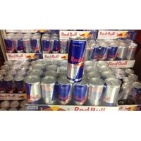 Red Bull Energy Drink Red