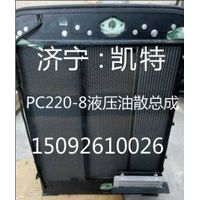 Professional supply Komatsu scattered parts, assembly PC220-8 hydraulic oil