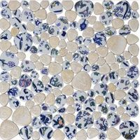 Normal porcelain mosaic tile AXC026
