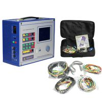 High-end precision tester 3 Phase Protection Relay Tester Secondary Injection Voltage Protection Rel thumbnail image