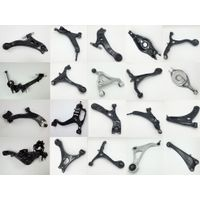Control arm, Lower control arm, Upper control arm, Trailing arm, Suspension arm