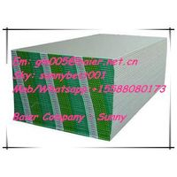High quality new building material waterproof gypsum decorative plasterboards professional manufactu