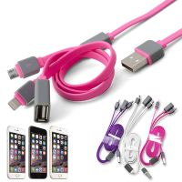 Wholesale for iphone 6 usb cable original for apple iphone 6 charger cable IOS8 for iphone 6 data ca