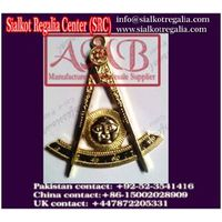Masonic Past Master Collar jewels