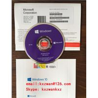 Wholesale Windows 10 pro oem pack, coa stickerwith new oem key online activation