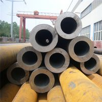 large diameter seamless steel pipe