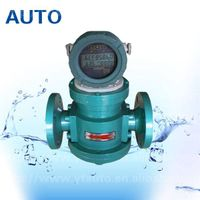 diesel fuel oil oval gear flow meter