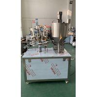 FGF-5 semi auto laminated plastic tube filling sealing machine thumbnail image