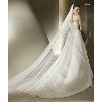 Goingwedding Fancy Ruched Sweetheart Corset Organza Skirt Wedding Dresses Boutique SP018