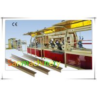 70m/Min Lprofile Paper Edge Protector Production Line/Angle Board Machine with Ce (SANPPL-120G)