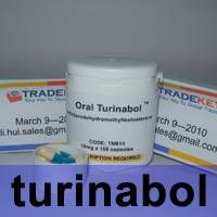 Oral Turinabol capsules [10mg x 100capsules] thumbnail image