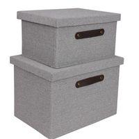 Simple Houseware Foldable Cube Storage Bin thumbnail image