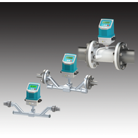 Integrated Digital Transit-time Ultrasonic Flow Meter