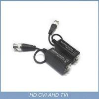 20P 1080P CCTV UTP AHD Video Balun cat5 with BNC Connector balun transceiver for camera thumbnail image