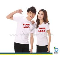 OEM Cotton shirt Clothing Round Neck cotton T-Shirt