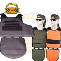 Vest Protector (Front, Back, Privates Protection)