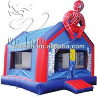 Inflatable Castle Spider Man Bounce/inflatable bouncer/inflatable castle