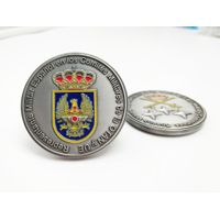 Zinc Alloy Souvenir Coin thumbnail image